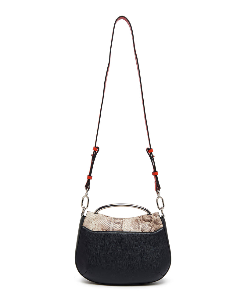 Nola Shoulder Bag-Snake Multi