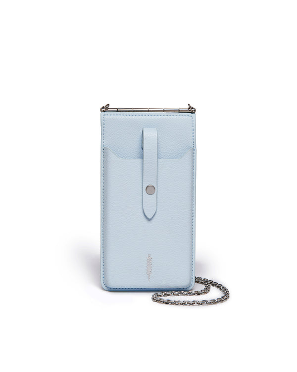 Nora Phone Crossbody-Cloud