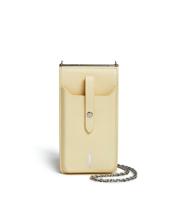Nora Phone Crossbody-Butter