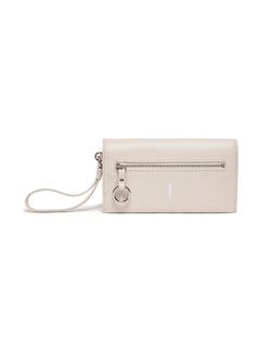 Eve Crossbody Wallet-Gardenia