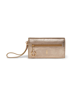Eve Crossbody Wallet-Vintage Gold