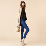 INDRA LEGGINGS - INDIGO DENIM