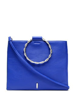Le Pouch Twisted-Persian Blue