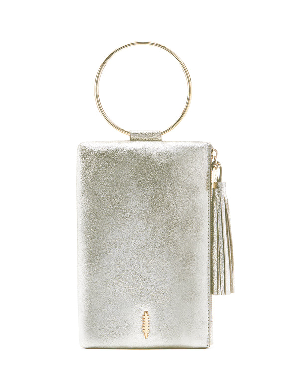 Nolita Clutch-Platinum