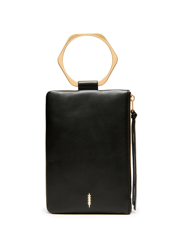 Nolita Clutch Hexa-Black