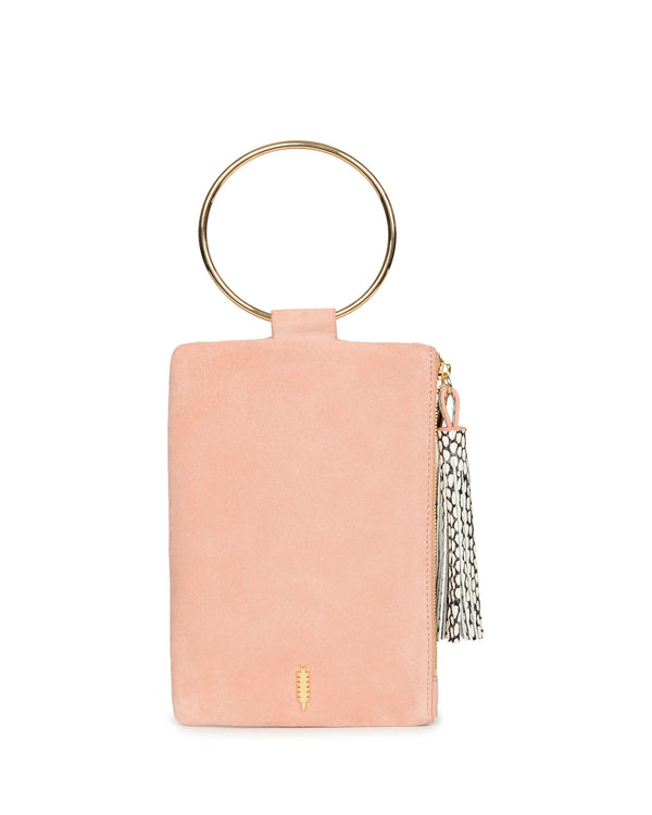 Nolita Clutch-Vintage Rose