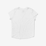 Thacker Thea white tee shirt