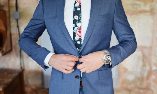 Be The Best Dressed Guy At Your Next Party