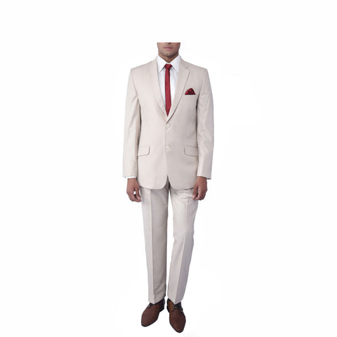 Rent- Powder Blue 2 Buttons Classic Suit
