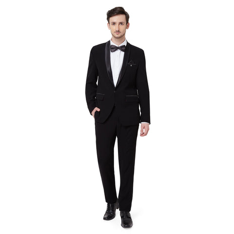 Techno Midnight Blue Tuxedo