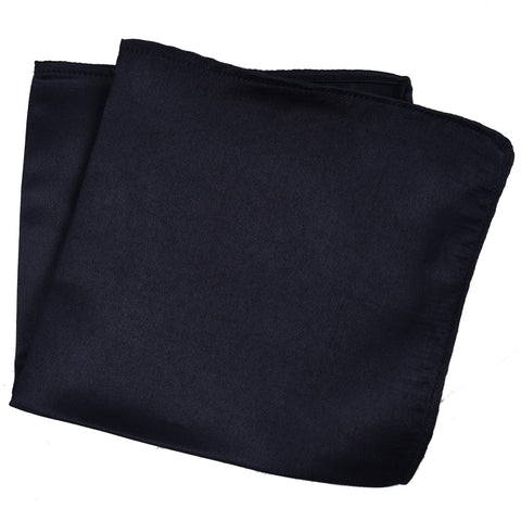 Black - Pocket Squares