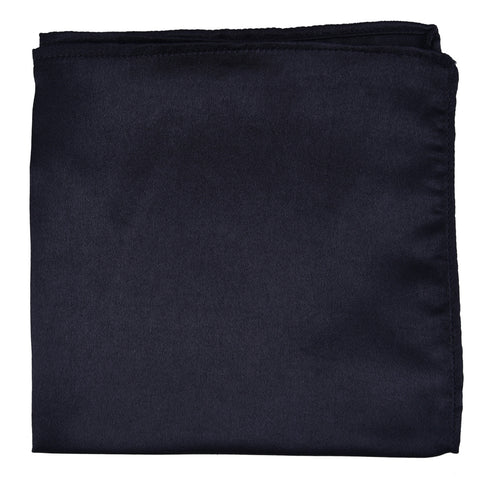 Rent- Black - Pocket Squares