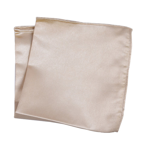 Rent- Beige - Pocket Squares