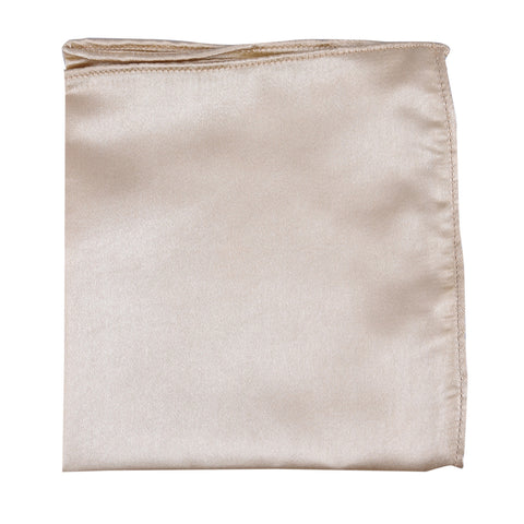 Beige - Pocket Squares