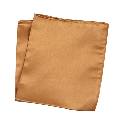 Mustard Gold - Pocket Squares
