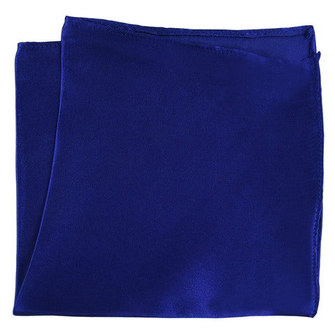 Deep Blue - Pocket Squares