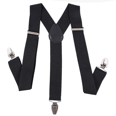 Rent- Black Suspenders