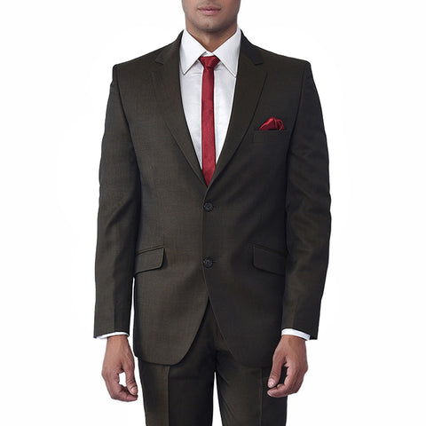 Rent- Khaki Green Suit
