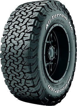 BF Goodrich ALL TERRAIN T/A KO 2
