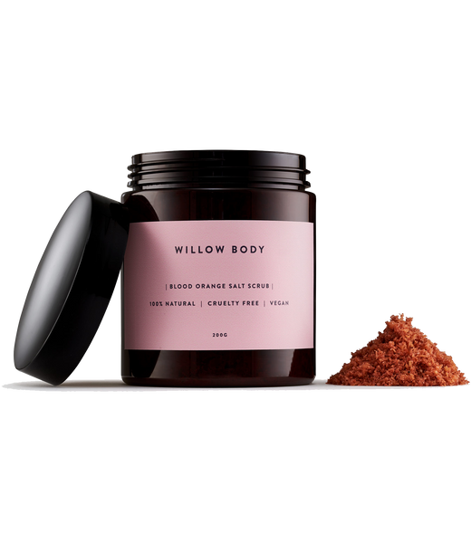 BLOOD ORANGE SALT BODY SCRUB