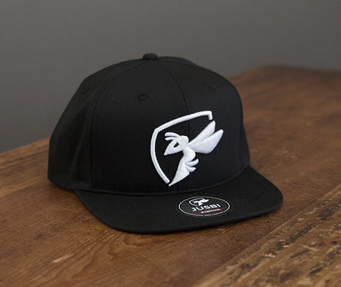 Jusbi - Snapbacks Jusbi™ Icon Snapback - Black/White