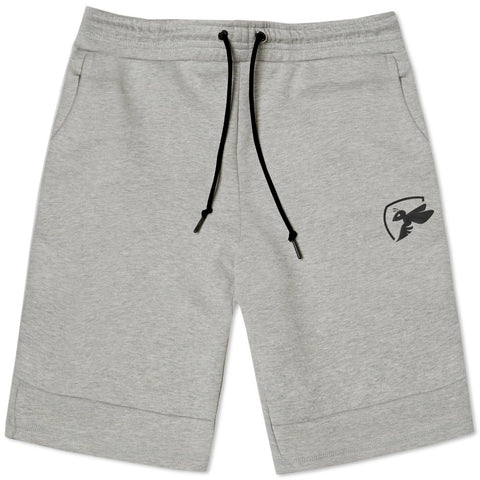 Jusbi™ Premium Athletic Lifestyle Shorts - Heather Grey