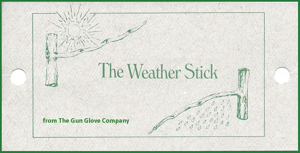 The Weather Stick