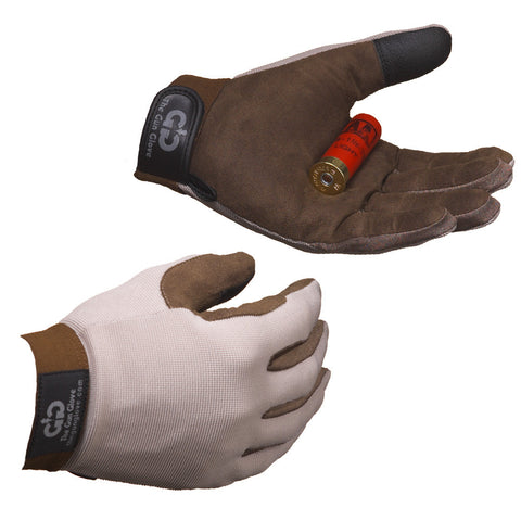 The Gun Glove - Summer Weight - Brown