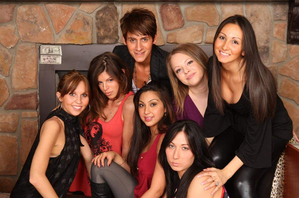 ShopAA Staff Image Photo Girls at Store Woodbury New York