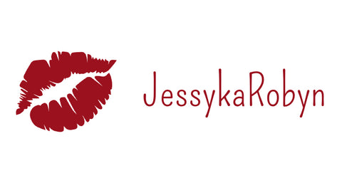 jessykarobyn brand clothing dress logo red lips jessyka robyn