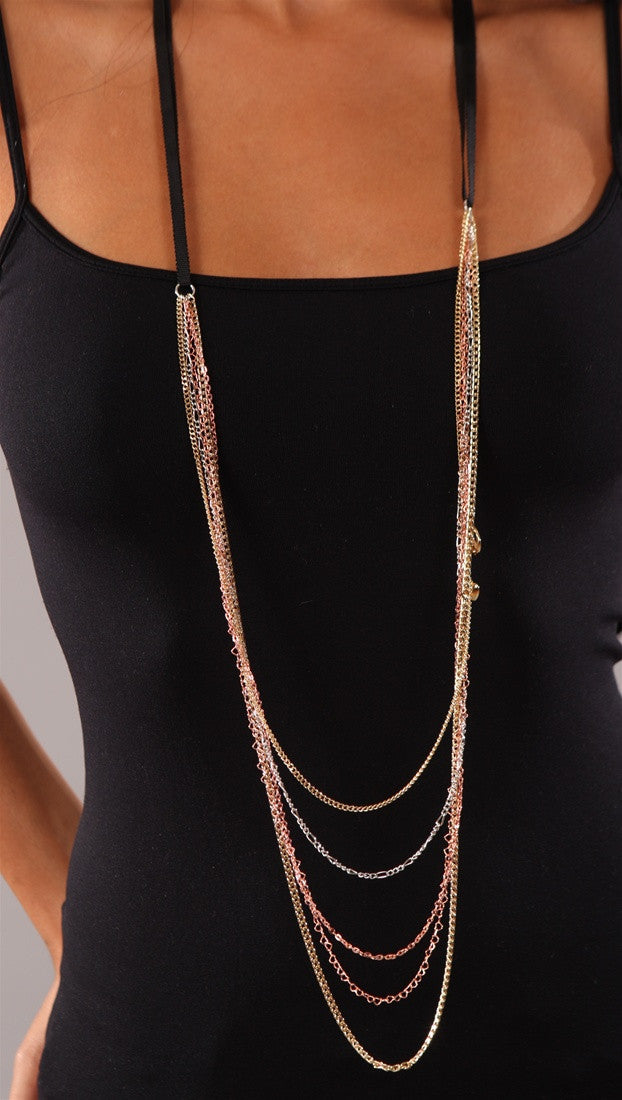 Apparel Addiction Chain Necklace