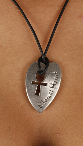 Apparel Addiction Eternal Heart Necklace