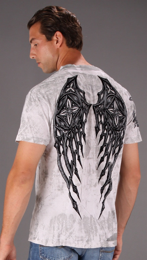 Affliction Spiker Tee