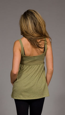 One Size Vintage Tank (Available in Many Colors)