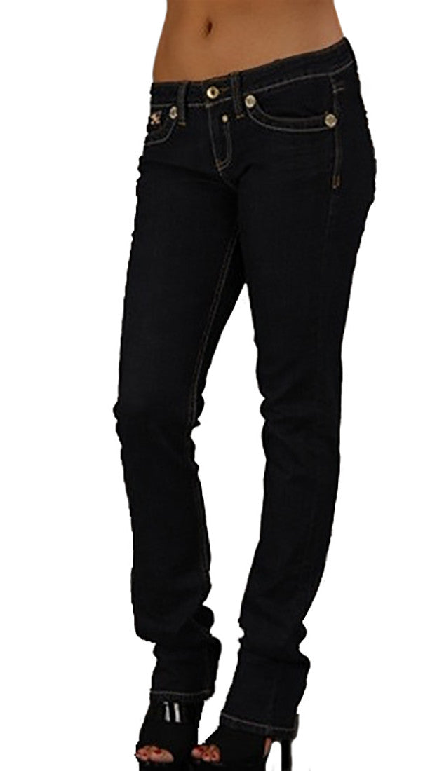 Bianco Hali French Skinny Stretch Jeans