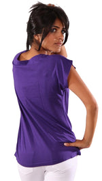 Bread and Butter Cap Sleeve Top