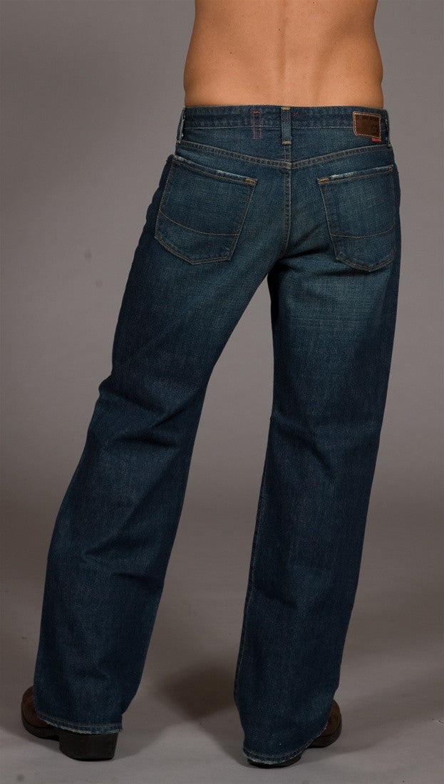 Big Star Relaxed Fit Jeans Dark Blue