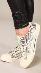 Christian Audigier Low Key Shoes