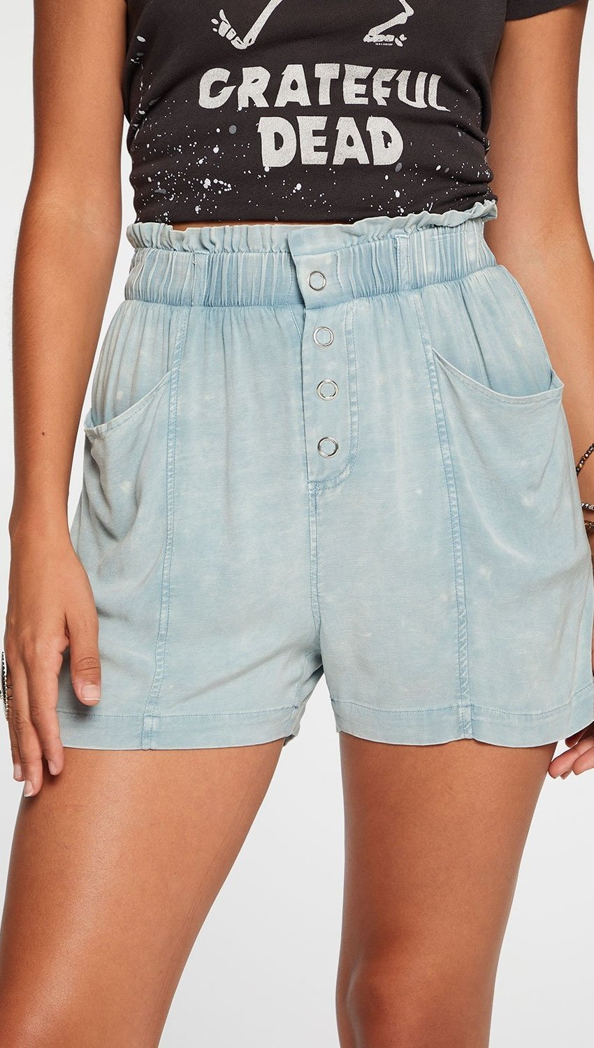 https://shopaa.com/products/chaser-heirloom-wovens-paperbag-waist-shorts-in-powder-blue-cloud-wash