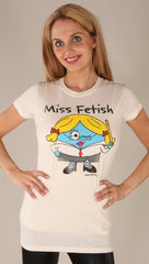 David & Goliath Miss Fetish Tee