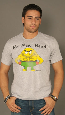 David & Goliath Mr. Meat Head Tee
