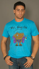 David & Goliath Mr. Gigolo Tee