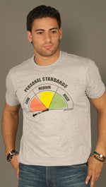 David & Goliath Personal Standards Tee