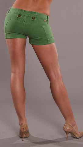 Dittos Saddleback Shorts Green