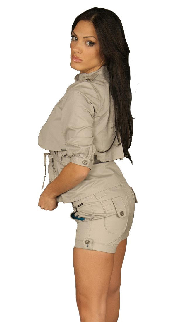 Drifter Safari Fiona Shorts