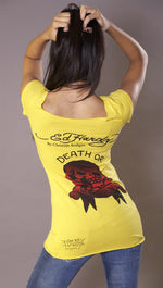 Ed Hardy Death or Glory Tee