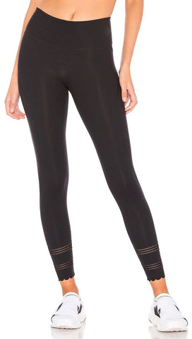 Free People High-Rise Genesis Legging Pants Black FP Movement | ShopAA