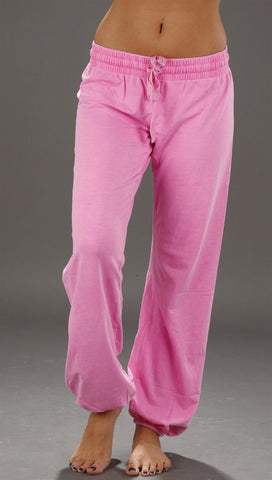 Gypsy 05 City Love Fleece Pants in Pink