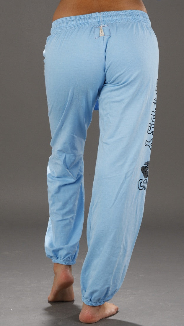 Gypsy 05 City Love Fleece Pants in Blue