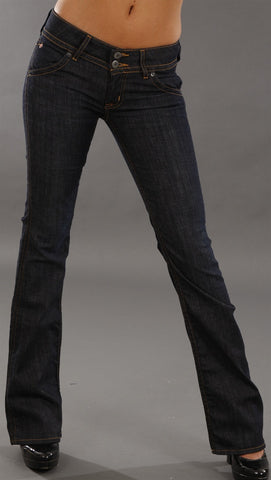 Hudson Signature Boot Cut in Dark